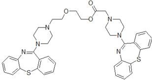 Quetiapine EP Impurity C