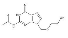 N Monoacetyl Acyclovir