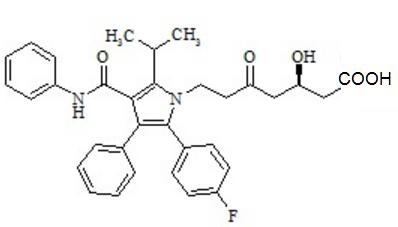5 Oxo Atorvastatin