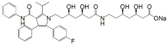 Atorvastatin Related Compound F