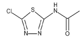 Acetazolamide EP Impurity A