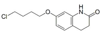 Aripiprazole Bromobutoxyquinoline Impurity