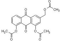 Triacetyl Aloe-emodin (Impurity A)