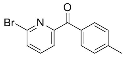 6-bromopyridin-2y)(p-tolyl)methanone