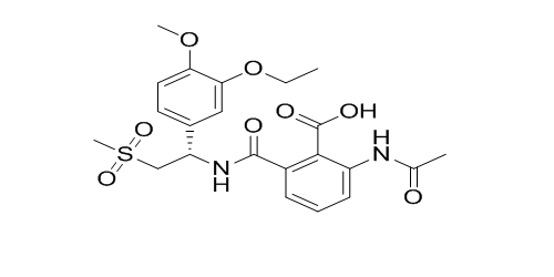 Apremilast 2-Acetamido Benzoic Acid Impurity